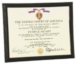Black Plastic Step Edge Certificate Plaque  Certificate Holders