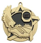 Super Star Medal -Cross Country Cross Country Trophy Awards