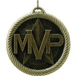 Value Medal Series Awards -Most Valuable Player (MVP) Football Trophy Awards